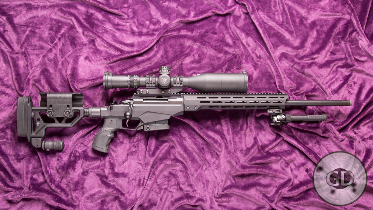 Tikka T3x TAC A1 | GunDrak - prodej zbraní a střeliva